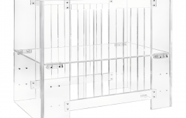 The Acrylic Crib is Clearly Trending: We've Got 4 Styles at 4 Pri...