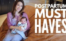 Postpartum Must Haves: What's In My Bag...