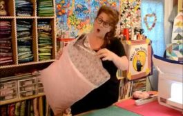 EPISODE 30 - Pillowcase with inner flap AND French seams!  Well w...