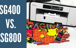 Sawgrass Virtuoso SG400 vs. SG800 Dye Sublimation Printers...