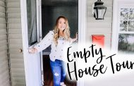 OFFICIAL EMPTY HOUSE TOUR! || NEWLY RENOVATED 1780s FARMHOUSE!...