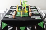 It's Game Time on the Gridiron: A Football Themed Party!...