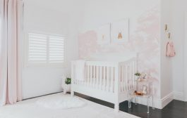 Pretty in Pink Nature-Inspired Nursery...
