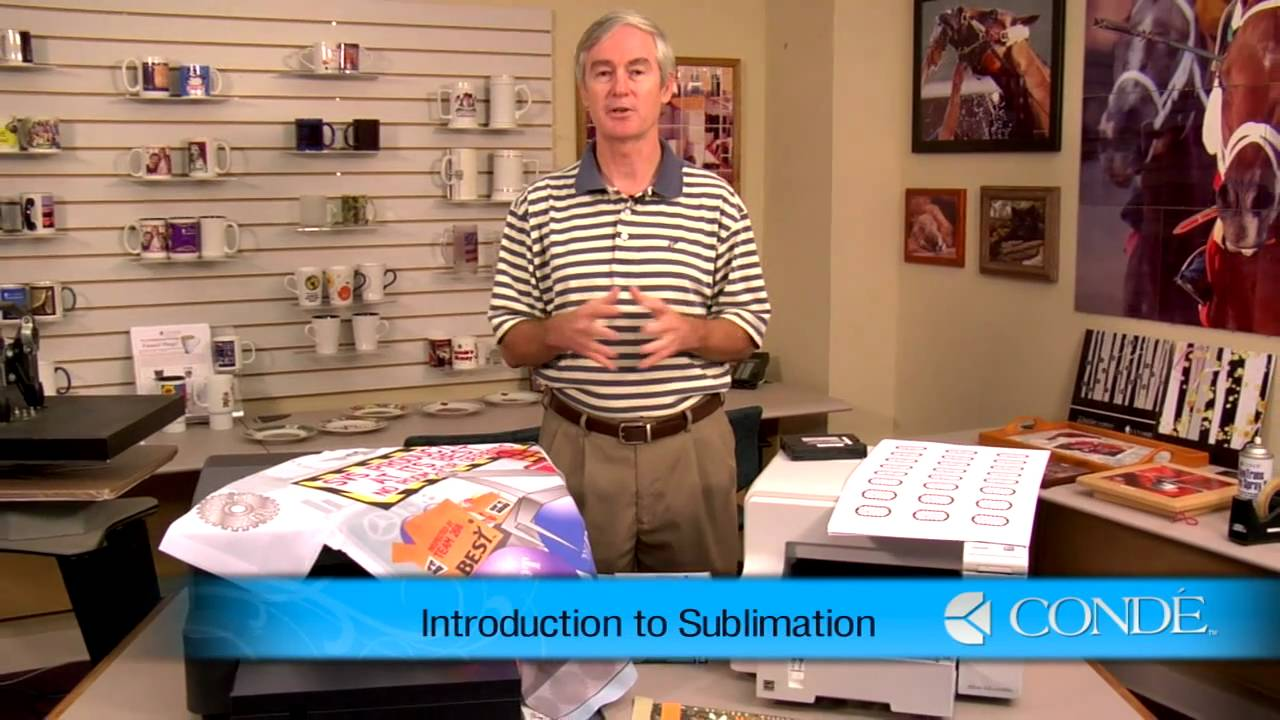 Introduction to Dye Sublimation Heat Transfer Imprinting -...