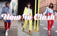 HOW TO CLASH COLOURS & PRINTS | Megan Ellaby...