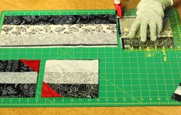 Quilting Quickly - Smoke & Fire...