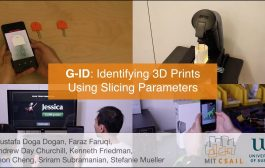 G-ID: Identifying 3D Prints Using Slicing Parameters...