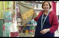 Make an Apron Using Tea Towels - Part 1 of 2...