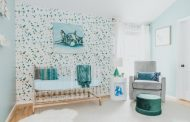 Using the Terrazzo Trend in the Nursery...
