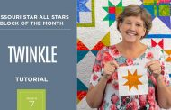 MSQC All Stars Block of the Month 7 - Twinkle...