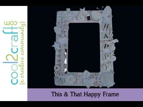 Aleene's This & That Frame by EcoHeidi Borchers...