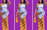 2020 Ankara African Print Dresses to Wow This Season...