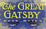 book_bytes: The Great Gatsby | The Prints and the Paper...