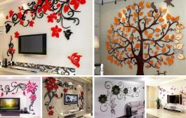Wall Decoration | Walls beautiful decoration & Painting Idea ...