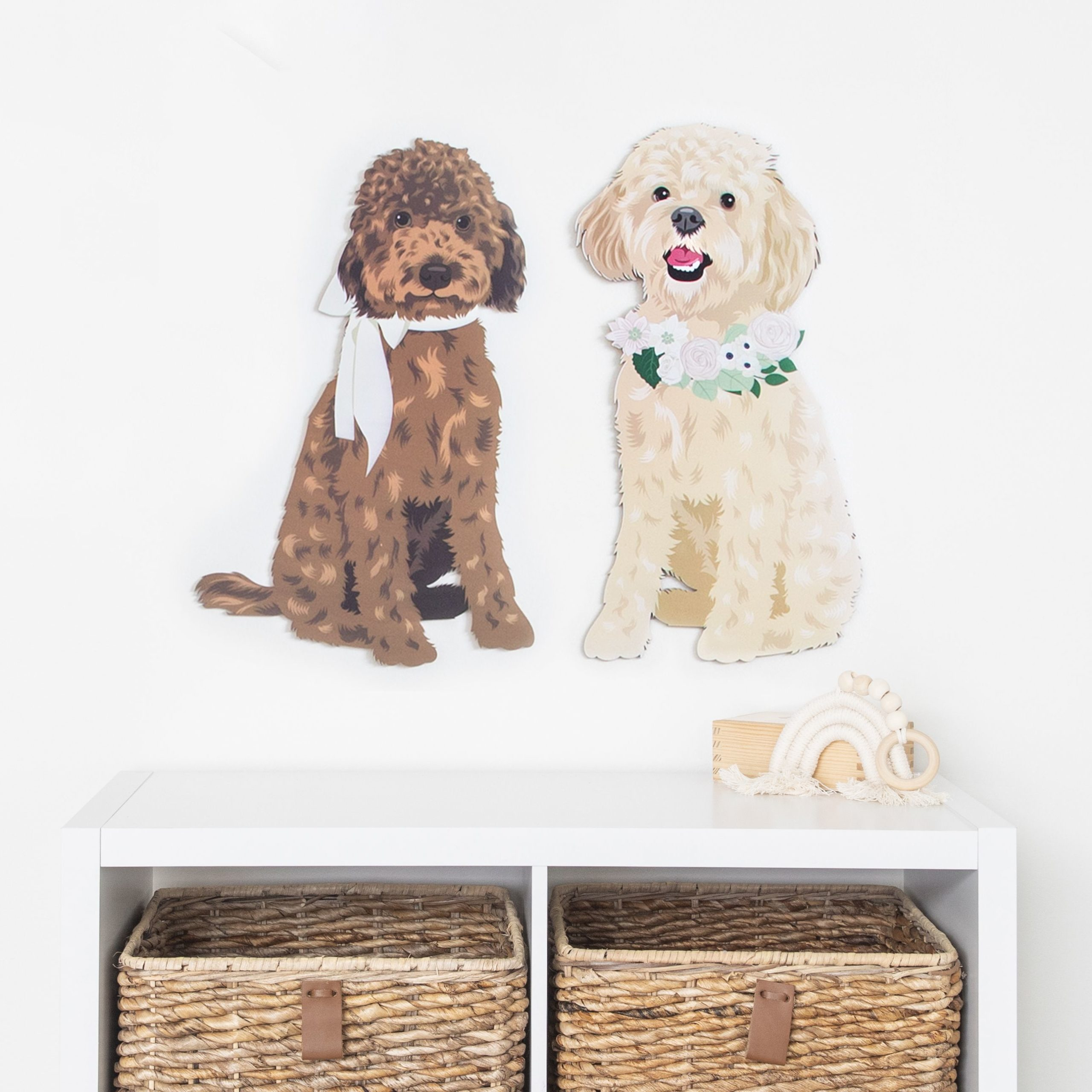Bring Baby's Best Friend to the Nursery with Kiki and Max...