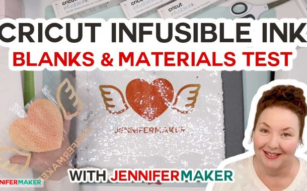 Cricut Infusible Ink Blanks: What Other Materials Can We Put Them...